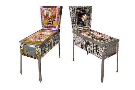 <p>FAILE & BAST Pinball Machines</p>
