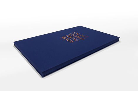 <p>SSYM Portfolio Copper Foil Cover</p>